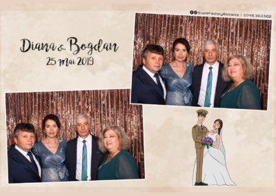 Cabina Foto Showtime - Fun Box - Nunta -Diana si Bogdan -Luxury by the Lake Ramnicu Valcea - Event Factory (12)