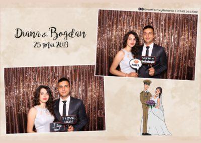 Cabina Foto Showtime - Fun Box - Nunta -Diana si Bogdan -Luxury by the Lake Ramnicu Valcea - Event Factory (13)