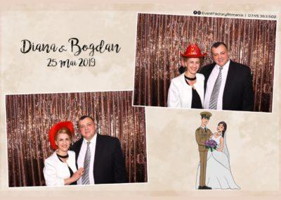 Cabina Foto Showtime - Fun Box - Nunta -Diana si Bogdan -Luxury by the Lake Ramnicu Valcea - Event Factory (15)
