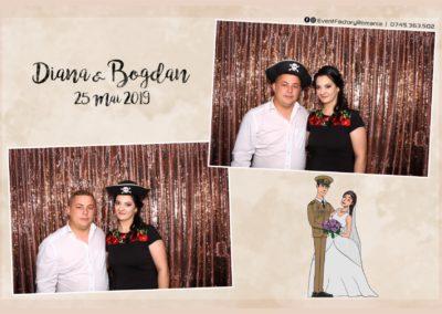 Cabina Foto Showtime - Fun Box - Nunta -Diana si Bogdan -Luxury by the Lake Ramnicu Valcea - Event Factory (16)