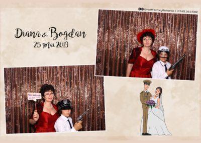Cabina Foto Showtime - Fun Box - Nunta -Diana si Bogdan -Luxury by the Lake Ramnicu Valcea - Event Factory (2)