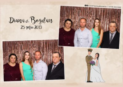 Cabina Foto Showtime - Fun Box - Nunta -Diana si Bogdan -Luxury by the Lake Ramnicu Valcea - Event Factory (20)