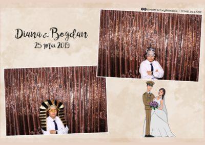 Cabina Foto Showtime - Fun Box - Nunta -Diana si Bogdan -Luxury by the Lake Ramnicu Valcea - Event Factory (24)