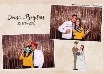 Cabina Foto Showtime - Fun Box - Nunta -Diana si Bogdan -Luxury by the Lake Ramnicu Valcea - Event Factory (27)