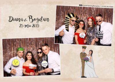 Cabina Foto Showtime - Fun Box - Nunta -Diana si Bogdan -Luxury by the Lake Ramnicu Valcea - Event Factory (29)