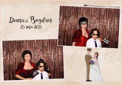 Cabina Foto Showtime - Fun Box - Nunta -Diana si Bogdan -Luxury by the Lake Ramnicu Valcea - Event Factory (3)