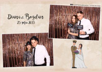 Cabina Foto Showtime - Fun Box - Nunta -Diana si Bogdan -Luxury by the Lake Ramnicu Valcea - Event Factory (30)
