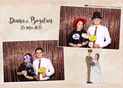 Cabina Foto Showtime - Fun Box - Nunta -Diana si Bogdan -Luxury by the Lake Ramnicu Valcea - Event Factory (32)