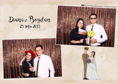 Cabina Foto Showtime - Fun Box - Nunta -Diana si Bogdan -Luxury by the Lake Ramnicu Valcea - Event Factory (34)