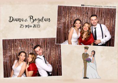 Cabina Foto Showtime - Fun Box - Nunta -Diana si Bogdan -Luxury by the Lake Ramnicu Valcea - Event Factory (35)
