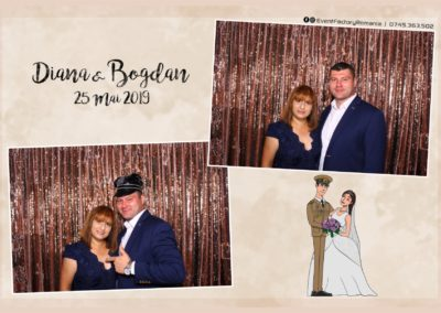 Cabina Foto Showtime - Fun Box - Nunta -Diana si Bogdan -Luxury by the Lake Ramnicu Valcea - Event Factory (4)