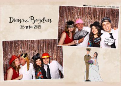Cabina Foto Showtime - Fun Box - Nunta -Diana si Bogdan -Luxury by the Lake Ramnicu Valcea - Event Factory (43)