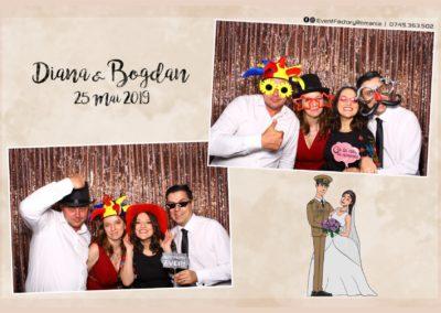 Cabina Foto Showtime - Fun Box - Nunta -Diana si Bogdan -Luxury by the Lake Ramnicu Valcea - Event Factory (45)