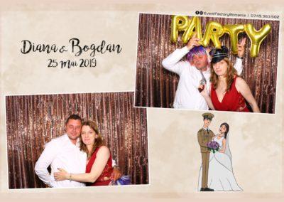 Cabina Foto Showtime - Fun Box - Nunta -Diana si Bogdan -Luxury by the Lake Ramnicu Valcea - Event Factory (47)