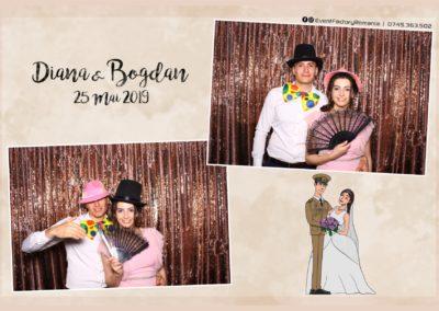 Cabina Foto Showtime - Fun Box - Nunta -Diana si Bogdan -Luxury by the Lake Ramnicu Valcea - Event Factory (49)