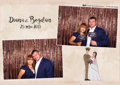 Cabina Foto Showtime - Fun Box - Nunta -Diana si Bogdan -Luxury by the Lake Ramnicu Valcea - Event Factory (5)
