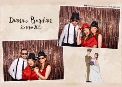 Cabina Foto Showtime - Fun Box - Nunta -Diana si Bogdan -Luxury by the Lake Ramnicu Valcea - Event Factory (51)
