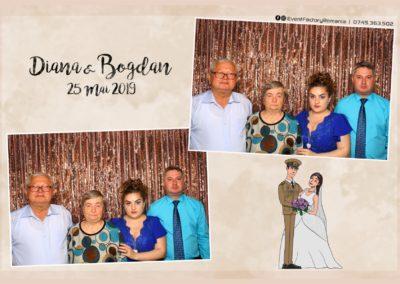 Cabina Foto Showtime - Fun Box - Nunta -Diana si Bogdan -Luxury by the Lake Ramnicu Valcea - Event Factory (53)