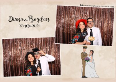 Cabina Foto Showtime - Fun Box - Nunta -Diana si Bogdan -Luxury by the Lake Ramnicu Valcea - Event Factory (55)