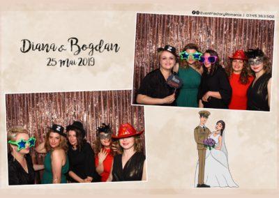 Cabina Foto Showtime - Fun Box - Nunta -Diana si Bogdan -Luxury by the Lake Ramnicu Valcea - Event Factory (56)
