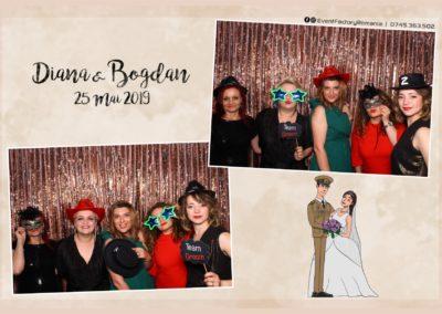 Cabina Foto Showtime - Fun Box - Nunta -Diana si Bogdan -Luxury by the Lake Ramnicu Valcea - Event Factory (57)