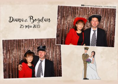 Cabina Foto Showtime - Fun Box - Nunta -Diana si Bogdan -Luxury by the Lake Ramnicu Valcea - Event Factory (6)