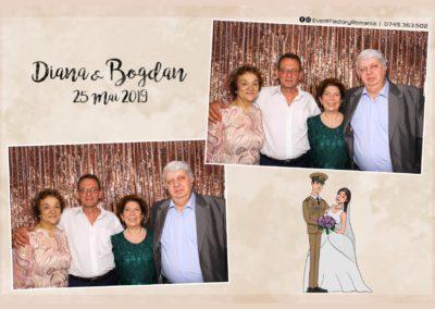 Cabina Foto Showtime - Fun Box - Nunta -Diana si Bogdan -Luxury by the Lake Ramnicu Valcea - Event Factory (60)