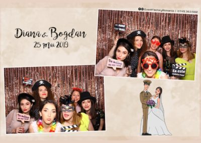 Cabina Foto Showtime - Fun Box - Nunta -Diana si Bogdan -Luxury by the Lake Ramnicu Valcea - Event Factory (64)