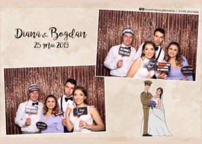 Cabina Foto Showtime - Fun Box - Nunta -Diana si Bogdan -Luxury by the Lake Ramnicu Valcea - Event Factory (72)