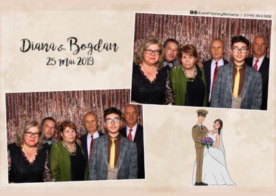 Cabina Foto Showtime - Fun Box - Nunta -Diana si Bogdan -Luxury by the Lake Ramnicu Valcea - Event Factory (75)