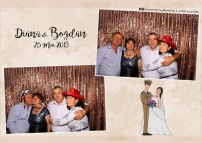 Cabina Foto Showtime - Fun Box - Nunta -Diana si Bogdan -Luxury by the Lake Ramnicu Valcea - Event Factory (79)