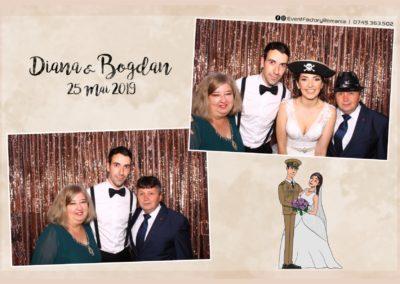 Cabina Foto Showtime - Fun Box - Nunta -Diana si Bogdan -Luxury by the Lake Ramnicu Valcea - Event Factory (8)