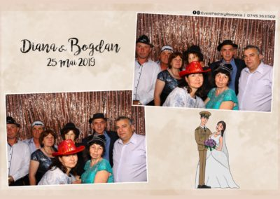 Cabina Foto Showtime - Fun Box - Nunta -Diana si Bogdan -Luxury by the Lake Ramnicu Valcea - Event Factory (80)