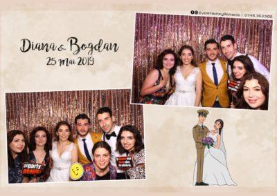 Cabina Foto Showtime - Fun Box - Nunta -Diana si Bogdan -Luxury by the Lake Ramnicu Valcea - Event Factory (83)