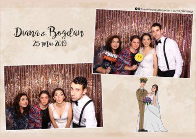 Cabina Foto Showtime - Fun Box - Nunta -Diana si Bogdan -Luxury by the Lake Ramnicu Valcea - Event Factory (84)