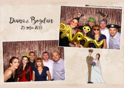 Cabina Foto Showtime - Fun Box - Nunta -Diana si Bogdan -Luxury by the Lake Ramnicu Valcea - Event Factory (85)