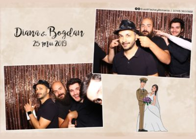 Cabina Foto Showtime - Fun Box - Nunta -Diana si Bogdan -Luxury by the Lake Ramnicu Valcea - Event Factory (89)