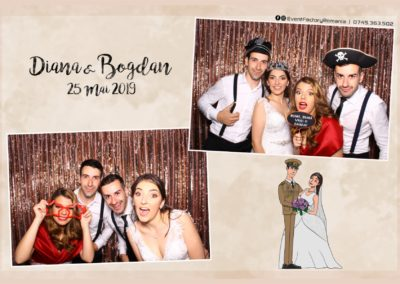 Cabina Foto Showtime - Fun Box - Nunta -Diana si Bogdan -Luxury by the Lake Ramnicu Valcea - Event Factory (90)