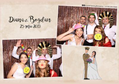 Cabina Foto Showtime - Fun Box - Nunta -Diana si Bogdan -Luxury by the Lake Ramnicu Valcea - Event Factory (91)