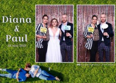 Cabina Foto Showtime - MAGIC MIRROR - Nunta - Diana si Paul - Crystal Palace Forest Ramnicu Valcea - Event Factory (100)