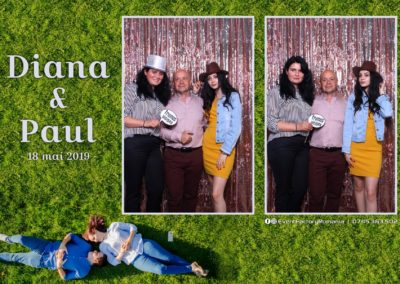 Cabina Foto Showtime - MAGIC MIRROR - Nunta - Diana si Paul - Crystal Palace Forest Ramnicu Valcea - Event Factory (111)