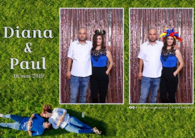Cabina Foto Showtime - MAGIC MIRROR - Nunta - Diana si Paul - Crystal Palace Forest Ramnicu Valcea - Event Factory (13)