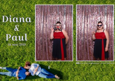 Cabina Foto Showtime - MAGIC MIRROR - Nunta - Diana si Paul - Crystal Palace Forest Ramnicu Valcea - Event Factory (14)