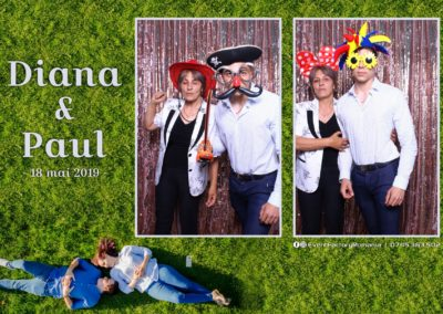 Cabina Foto Showtime - MAGIC MIRROR - Nunta - Diana si Paul - Crystal Palace Forest Ramnicu Valcea - Event Factory (31)