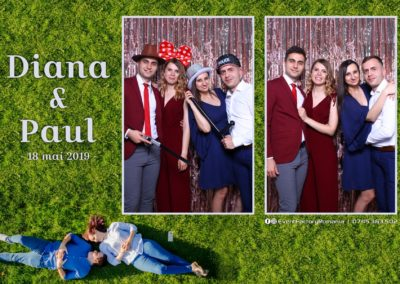 Cabina Foto Showtime - MAGIC MIRROR - Nunta - Diana si Paul - Crystal Palace Forest Ramnicu Valcea - Event Factory (51)