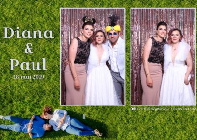 Cabina Foto Showtime - MAGIC MIRROR - Nunta - Diana si Paul - Crystal Palace Forest Ramnicu Valcea - Event Factory (61)
