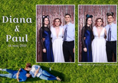 Cabina Foto Showtime - MAGIC MIRROR - Nunta - Diana si Paul - Crystal Palace Forest Ramnicu Valcea - Event Factory (63)