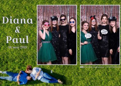 Cabina Foto Showtime - MAGIC MIRROR - Nunta - Diana si Paul - Crystal Palace Forest Ramnicu Valcea - Event Factory (82)