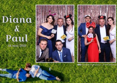 Cabina Foto Showtime - MAGIC MIRROR - Nunta - Diana si Paul - Crystal Palace Forest Ramnicu Valcea - Event Factory (91)