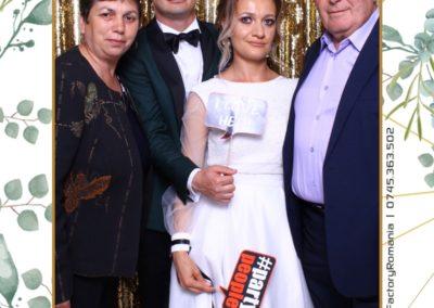 Cabina Foto Showtime - Magic Mirror - Nunta - Anca si Alex - Restaurant Paradis Noblesse Valcea - Event Factory (111)